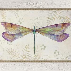 Summer Dragonfly 2 by Jean Plout