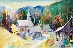 Automne A Kinnear's Mills by Jean-roch Labrie