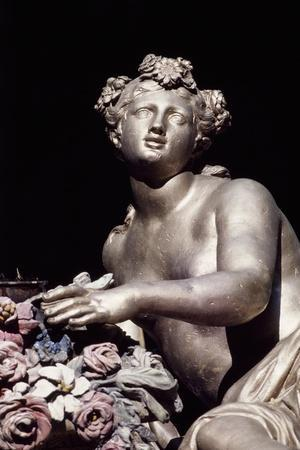 Statue of Flora, 1672-1674