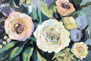Walk in the Garden Neutral Crop by Jeanette Vertentes