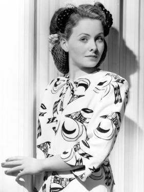 Jeanne Crain, Ca. Mid-1940s