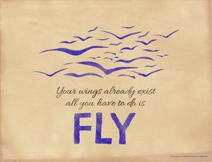 All You Have to Do is Fly by Jeanne Stevenson