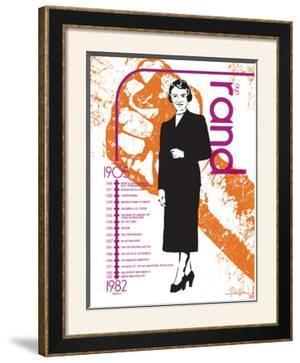 Ayn Rand by Jeanne Stevenson
