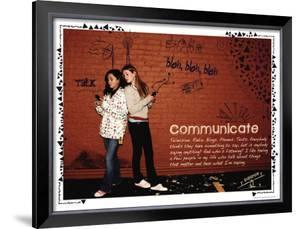 Communicate by Jeanne Stevenson