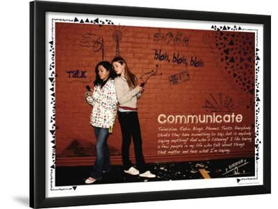 Communicate by Jeanne Stevenson