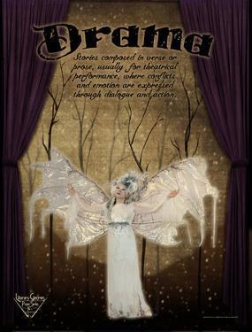 Drama Literary Genre by Jeanne Stevenson