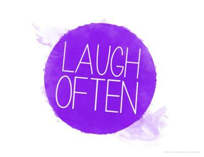 Laugh Often by Jeanne Stevenson