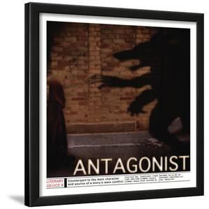 Literary Devices: Antagonist by Jeanne Stevenson