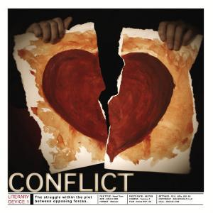 Literary Devices: Conflict by Jeanne Stevenson