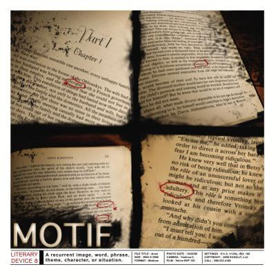 Literary Devices: Motif by Jeanne Stevenson