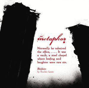Literary Techniques: Metaphor by Jeanne Stevenson