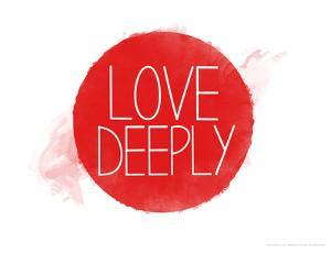 Love Deeply by Jeanne Stevenson