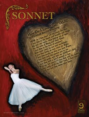 Sonnet Poetry Form by Jeanne Stevenson