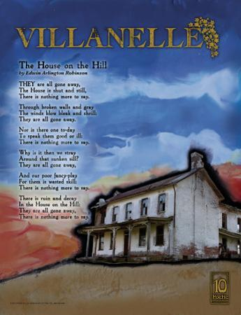 Villanelle Poetry Form