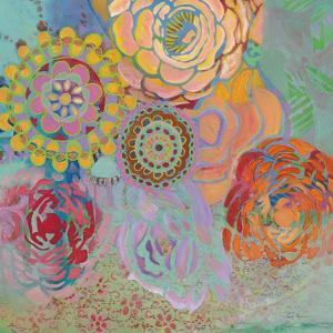 Bohemian Blossoms by Jeanne Wassenaar