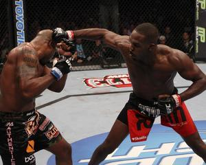UFC 135: Sept 24, 2011 - Jon Jones vs Quinton Jackson by Jed Jacobsohn