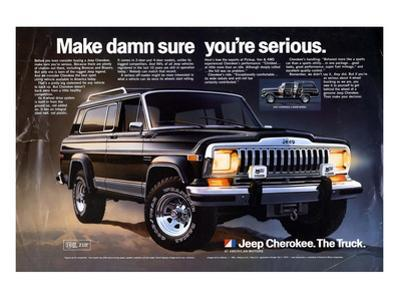 Jeep Cherokee - Make Damn Sure