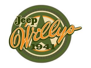 Jeep Willys 1941