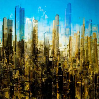 City Abstract 1 by Jefd