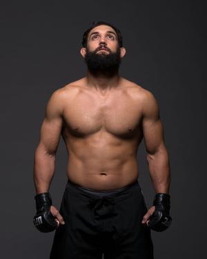 UFC Fighter Portraits: Johny Hendricks by Jeff Bottari