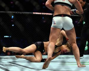 UFC 193: Rousey v Holm by Jeff Bottari/Zuffa LLC