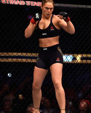 UFC 193: Rousey v Holm by Jeff Bottari/Zuffa LLC