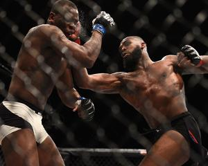 UFC 197: Jones v Saint Preux by Jeff Bottari/Zuffa LLC