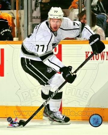 Jeff Carter 2011-12 Action