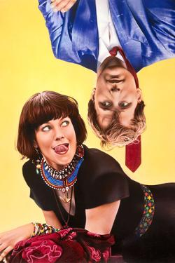 """JEFF DANIELS; MELANIE GRIFFITH. """"SOMETHING WILD"""" [1986], directed by JONATHAN DEMME."""