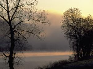 Ohio River, Pomeroy, Ohio by Jeff Friedman
