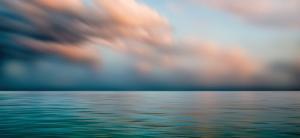 Caribbean Sea I by Jeff Friesen