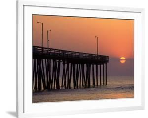 Fishing Pier, Virginia Beach, VA by Jeff Greenberg