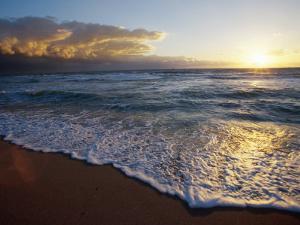 Miami Beach, South Beach Atlantic Shore by Jeff Greenberg