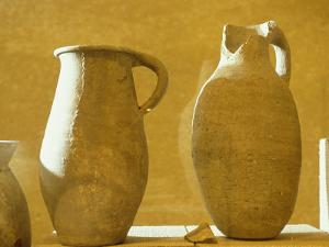 Pottery from the Time of Christ, Israel by Jeff Greenberg