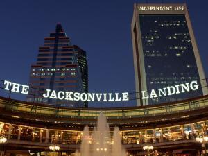 The Jacksonville Landing by Jeff Greenberg