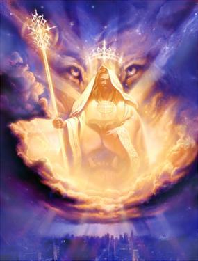 Christian Lion of Judah by Jeff Haynie
