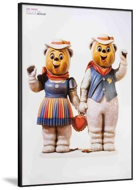 Winter Bears by Jeff Koons