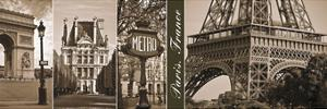 A Glimpse of Paris by Jeff Maihara