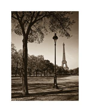 An Afternoon Stroll in Paris I by Jeff Maihara