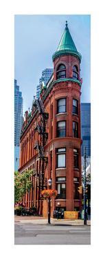 Flat Iron Building, Toronto, Ontario by Jeff Maihara