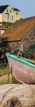 Freedom 55, Peggy's Cove, Nova Scotia by Jeff Maihara