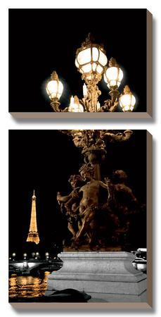Paris Nights II by Jeff Maihara