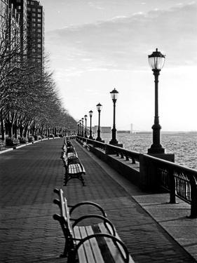Battery Park City I by Jeff Pica