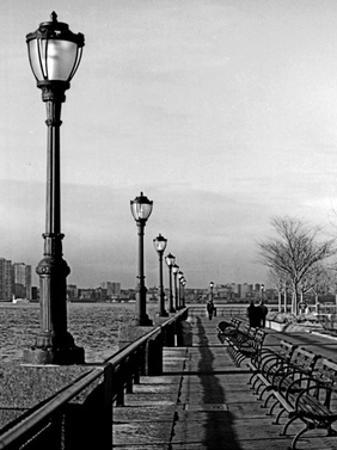 Battery Park City III by Jeff Pica