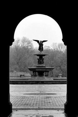 Bethesda Fountain, Central Park, NYC by Jeff Pica