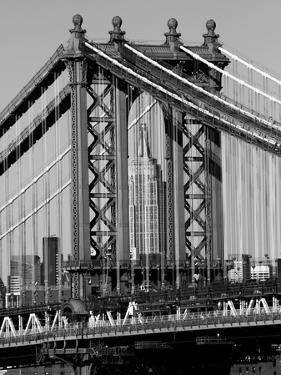 Bridges of NYC I by Jeff Pica