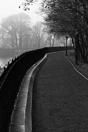 Central Park Endless Path by Jeff Pica