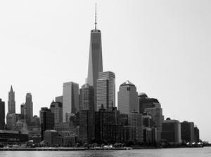 Freedom Tower by Jeff Pica