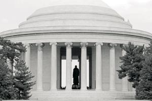 Jefferson Memorial II by Jeff Pica