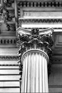 Metropolitan Museum of Art Column, NYC by Jeff Pica